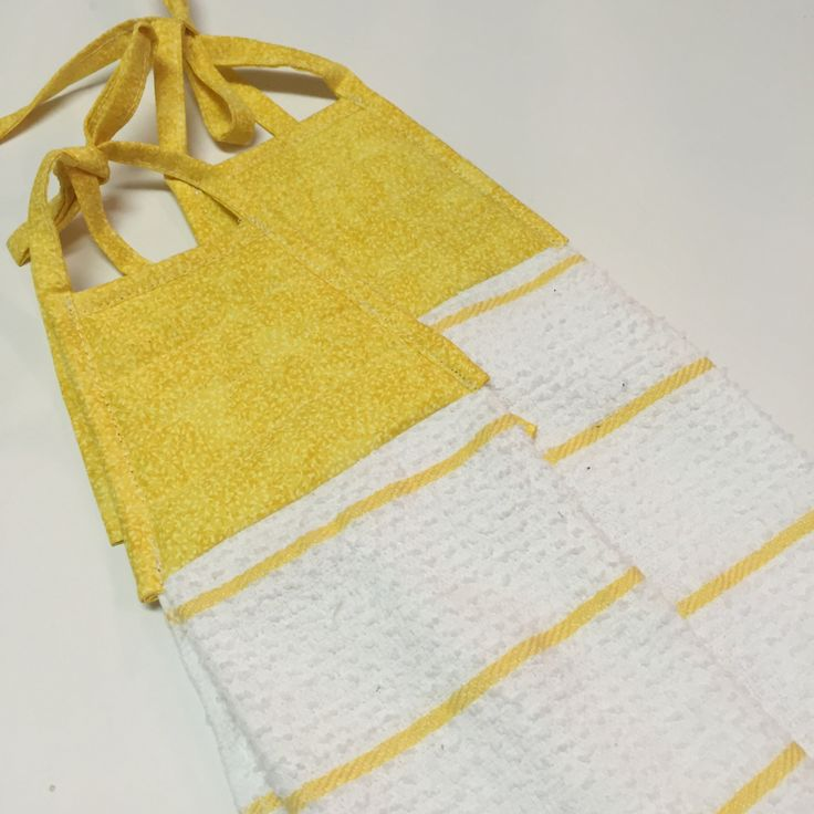 Yellow Towel Set,Yellow Tea towels,Handmade,Yellow Kitchen Towel,Hand Towel,Yellow Decor,Gift For Her,Gift for Teacher,Gift for Grandma, by thestuffedcat on Etsy