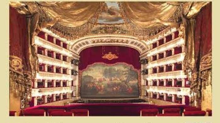 Un evento esclusivo al teatro San Carlo