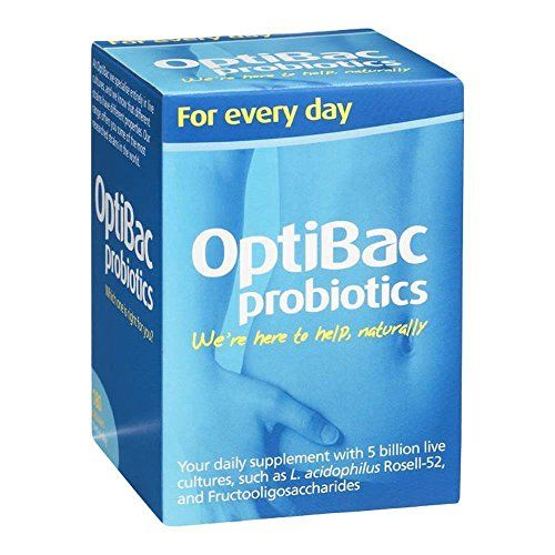 From 99.99:(2 PACK) - Optibac For Every Day (Daily Wellbeing) Capsules | 180s | 2 PACK - SUPER SAVER - SAVE MONEY