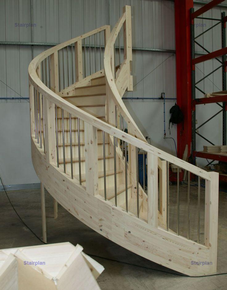 Best Stairplan Circular Stair Circular Stairs Curved 400 x 300
