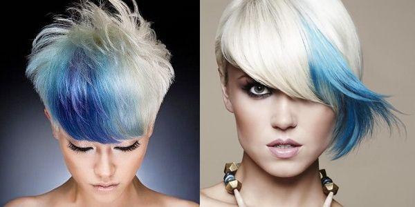 Εκκεντρικά μαλλιά σε υπέροχους συνδυασμούς! Τόλμησέ το!!!