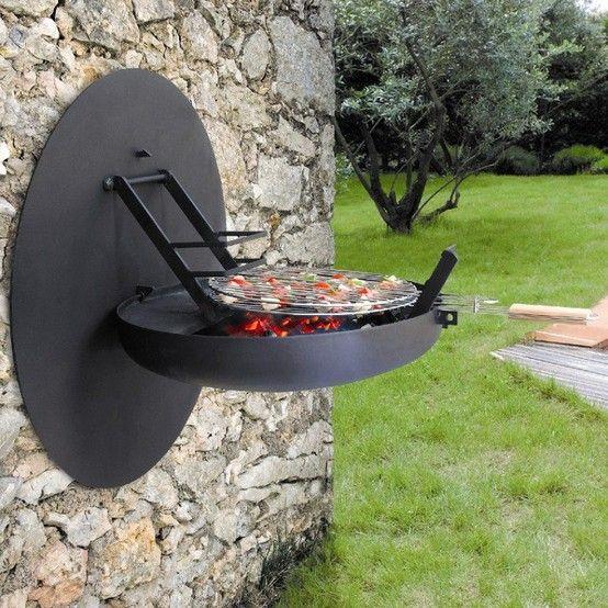 para patios pequeños... buena idea
