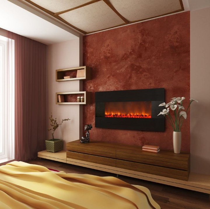 24 best Fireplaces images on Pinterest | Fireplaces, Electric ...