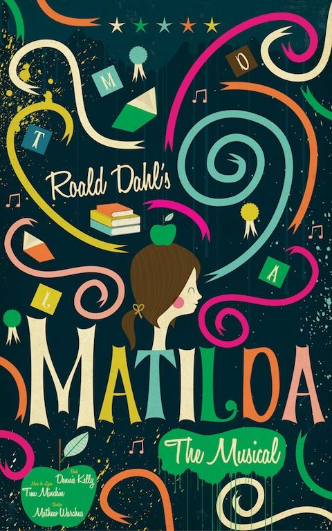42 best images about Matilda by Roald Dahl on Pinterest ...
