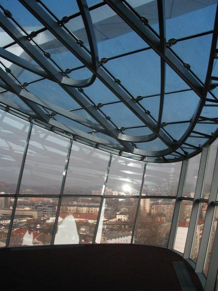 Rekonstrukce a oprava správní budovy SmP, a.s.