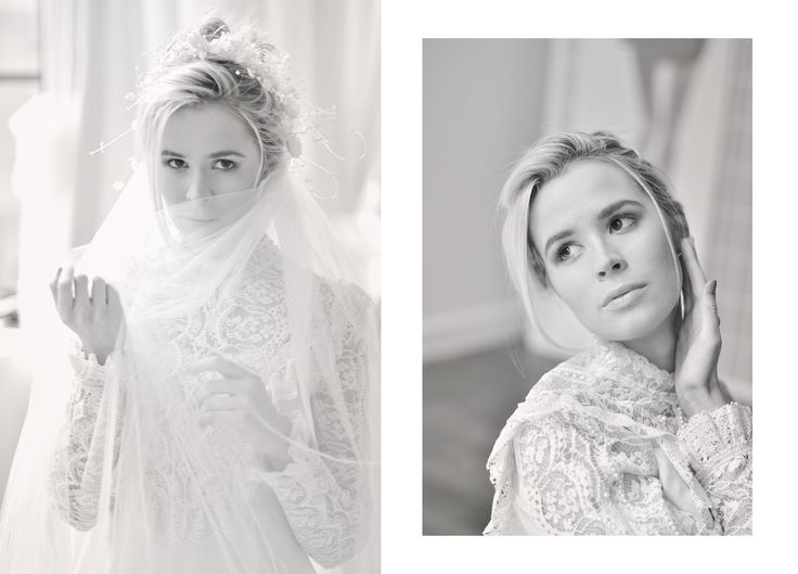 Classic Look Photo: Anna Kirschner http://kirschnerstudios.co.uk/ Hair Stylist & Make Up Artist: Zoe Kramer Model: Olivia