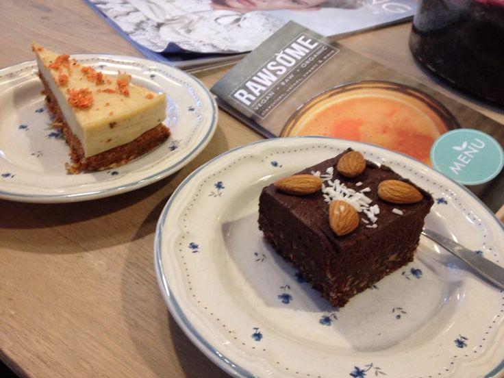 Wij willen zoveel mogelijk suikervrije taartjes eten! Lees hier waarom en waar we al geweest zijn.