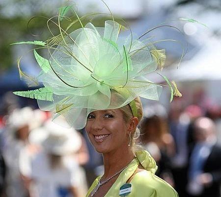 ascot 2009 cappelli strani