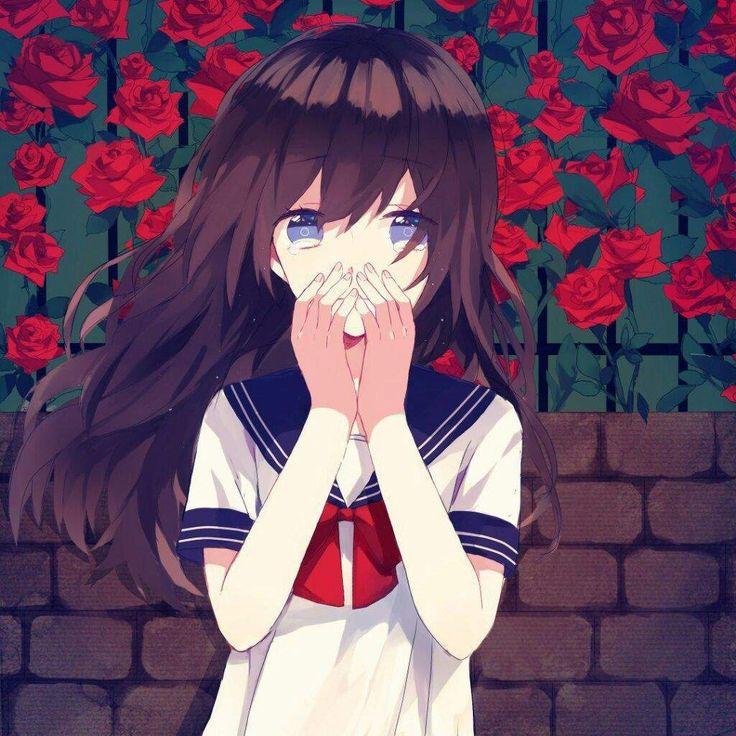 Картинки по запросу аниме на аву арт | Девочка манга ...