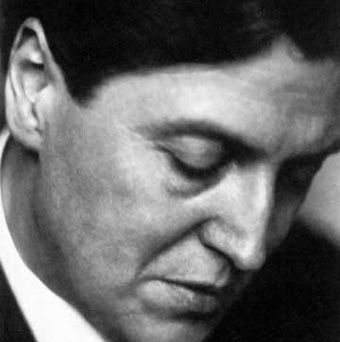 Alban Berg. Composer, Lulu and Wozzeck.