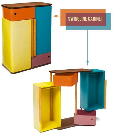 Swingline Cabinet // Henry Glass                                                                                                                                                                                 Plus