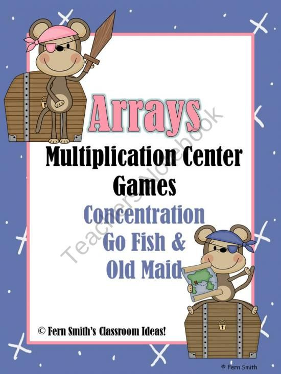 1000 images about arrays on pinterest 3rd grade math activities