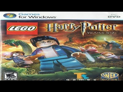 Lego Harry Potter Years 5-7 Windows 7 Gameplay (TT Games 2011) (HD) - YouTube