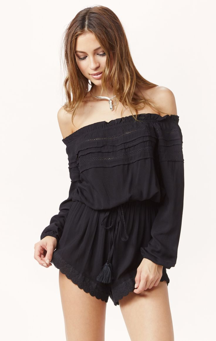 pretty lady playsuit by AUGUSTE FRANK #planetblue