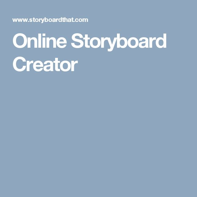 The  Best Free Storyboard Software Ideas On   Mcp