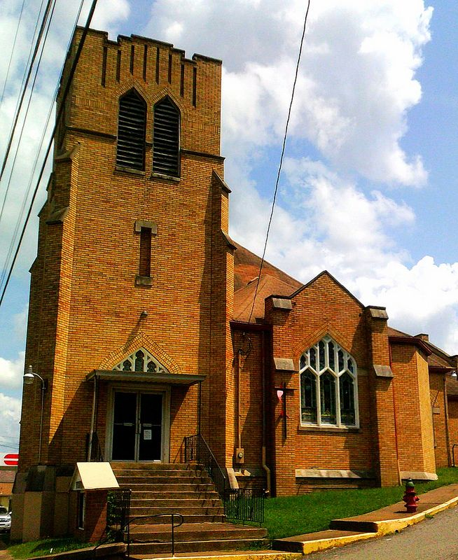 78 best West Virginia Churches images on Pinterest | West virginia ...