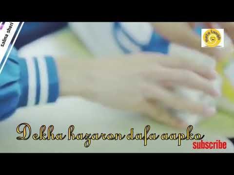 phir bekarari kaisi hai|WhatsApp status |love| kota laugh Salina sheri| – YouTube