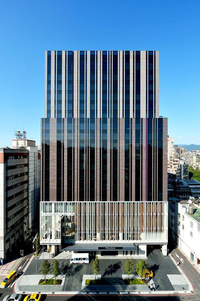 The Okura Prestige Taipei Location: Taipei, Taiwan Year: 2007-2012 Client: Chang Hong Rong Enterprise Company Limited GFA: 18,916 sq m
