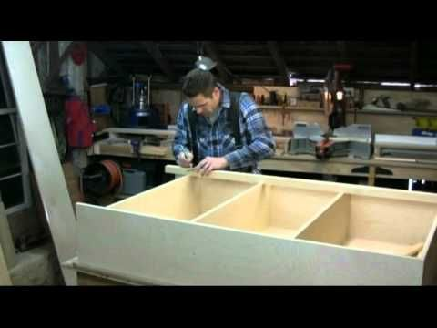 How to build a bookcase part 3 let 39 s build something for Diy stone house revival