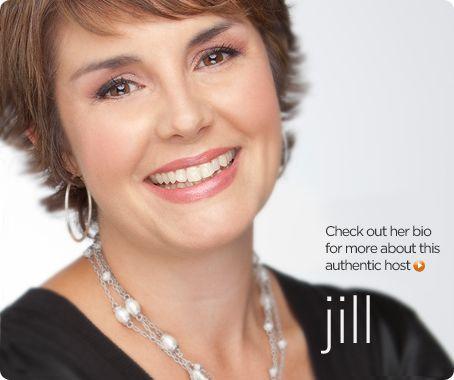 Host Jill Bauer's Bio
