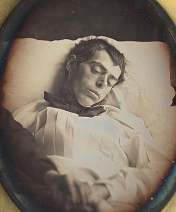Memento Mori Photographs | Memento Mori: Victorian Death Photos / 1845-50, [daguerreotype ...