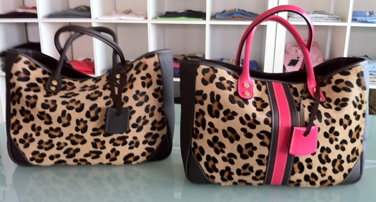 Carmen print leopard