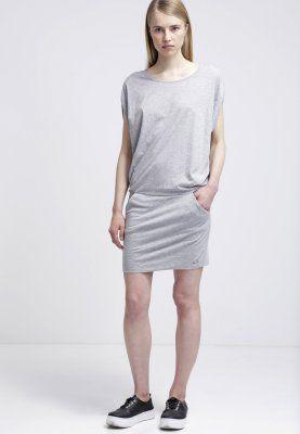 Bench ELEVATOR - Sukienka z dżerseju - grey za 149,25 zł (11.01.16) zamów bezpłatnie na Zalando.pl.