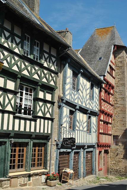 Tréguier, Bretagne, France