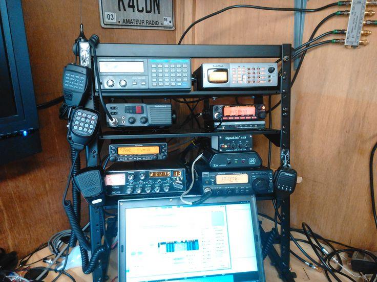 Radio diode amateur pin
