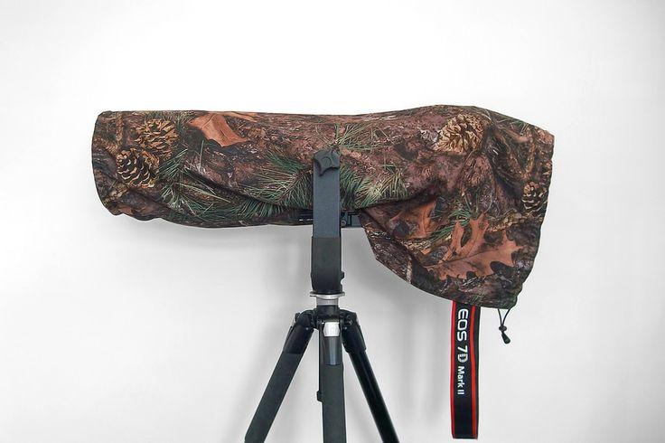 Reversible Camera Lens Cover for Nikon 300 F2.8 VR