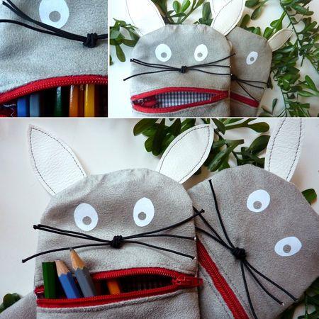 Pencil Case - featured in http://issuu.com/mespetitesmainsmagazine/docs/plumetis_mag_sept_2011_6?mode=embed