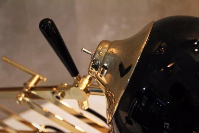 Modern Lighting – Billy Table Lamp | www.contemporarylighting.eu | #contemporarylighting #bedroomdecor #moderndesign