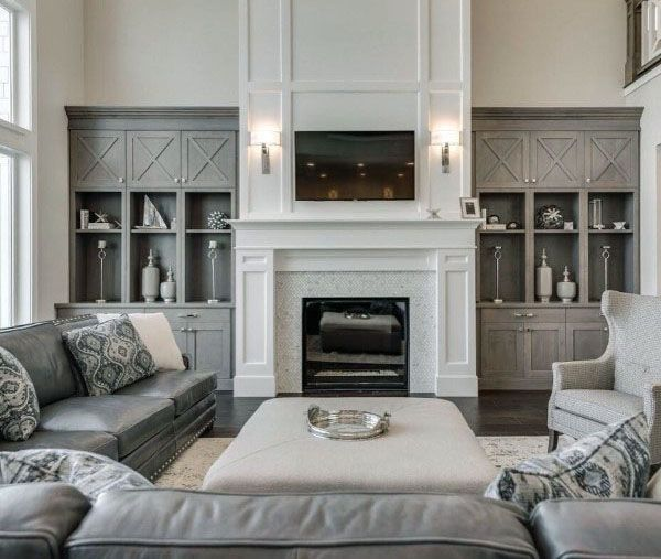 Top 70 Best Great Room Ideas Living Space Interior Designs Living Room Design Inspiration Space Interiors Interior Design Living Room Modern