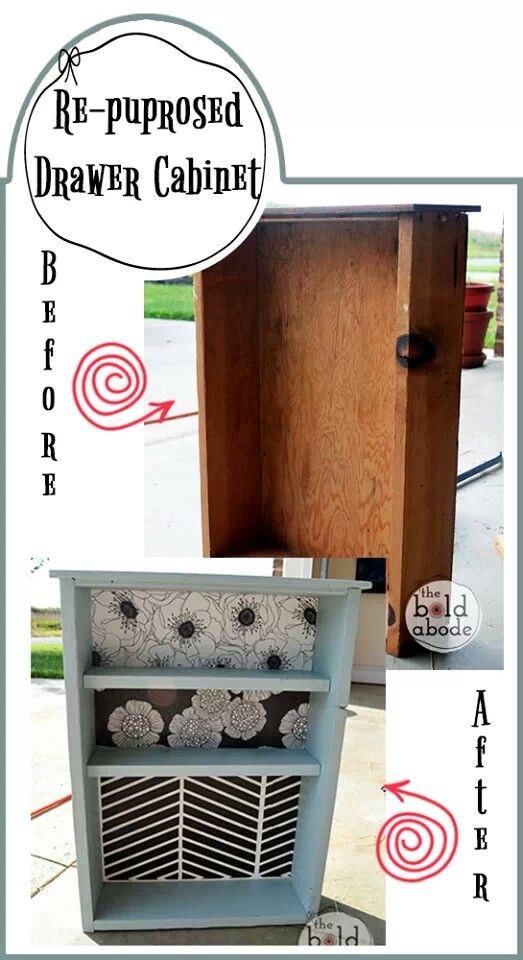 Love This Craft Ideas Pinterest Drawers Repurpose And Diy Furniture
