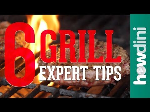 6 Expert Tricks to Grill a Juicy Burger Like a Master