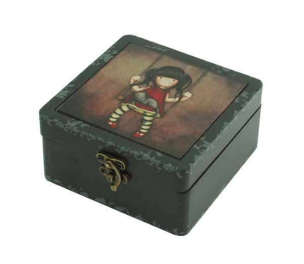 Cajita peque a ruby gorjuss ideas para regalos for Cajas de madera pequenas