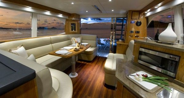 43 Open Flybridge