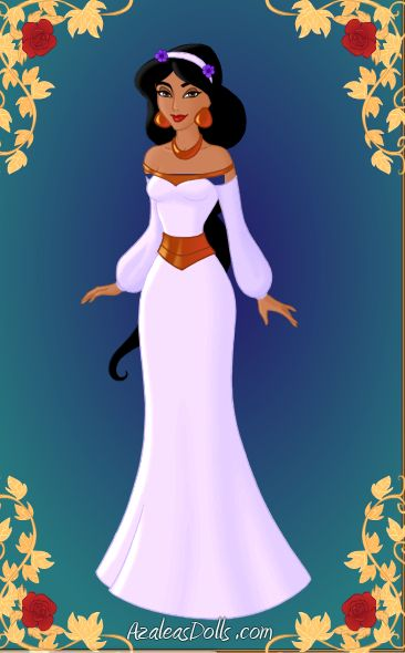 Disney Princess Jasmine wedding dress - Bing Images