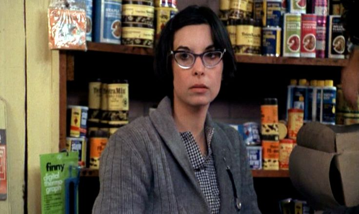 Talia Shire in Rocky, call me weird but I found her Adrian even at the start to be as attractive as she was at the end. The physical transformation her character went through didn't mean much to me as it was to see her come out of her shell in it. Could be me, I love introverted women.