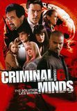 Criminal Minds: Season 6 [6 Discs] [DVD], 820774