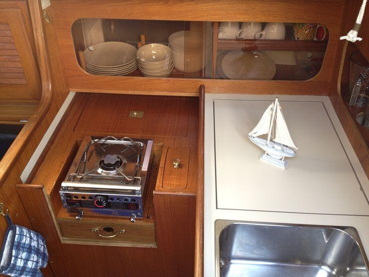 Vybavení jachty Beneteau First 30e
