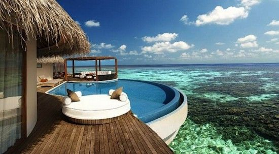 W Hotel Maldives: Favorite Places, Dreams Vacations, Maldives Resorts, W Hotels, Beautiful Places, Places I D, The Maldives, Ocean View, Spa