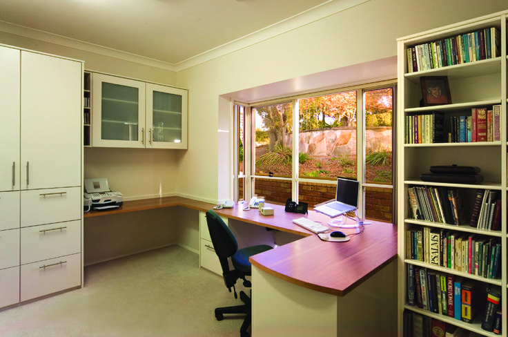 We will help you design your home office to make it stylish and productive for you.