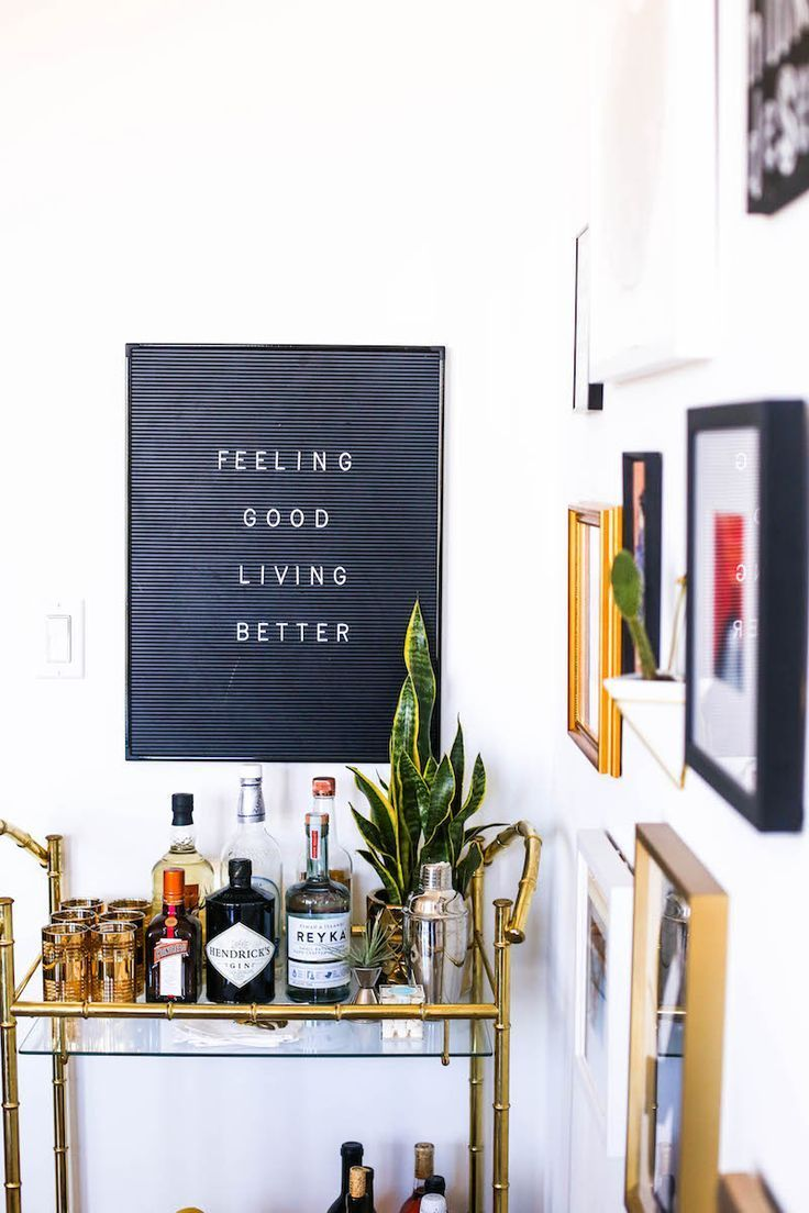 This Girl Mastered Decorating from Scratch While Staying on a Budget | The Everygirl