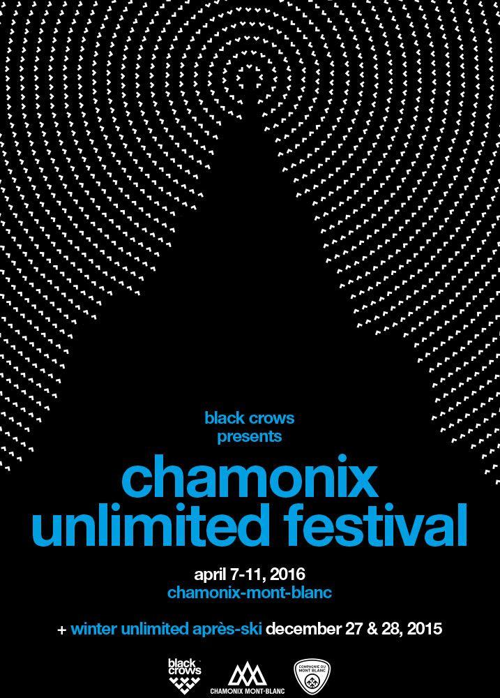 Chamonix Unlimited Festival | Music | Snow | End of Season April 2016