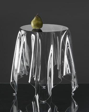perspex tables