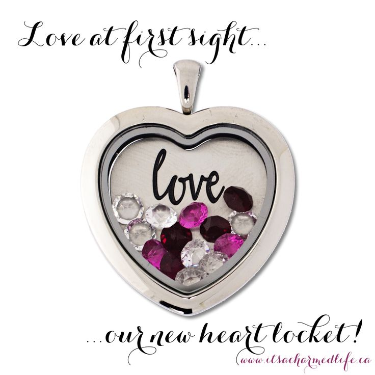 Absolutely in love with our silver tone heart locket! Fingers crossed that it reappears in our summer catalog!