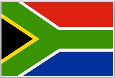 Drapeau de l'Afrique du Sud (#Flag of #South #Africa)