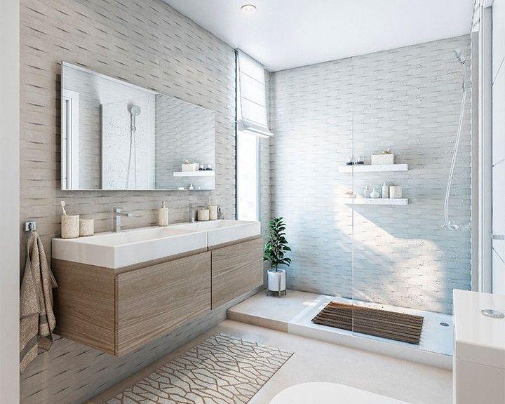 Fur Viele Einer Der Wichtigsten Raume Das Badezimmer Im Idealfall Eine Mischung Aus Funktionalitat Design Apartments For Sale Estepona Penthouse For Sale