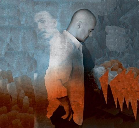 La Sirena (lettura scenica del racconto Lighea di Tomasi di Lampedusa) - Luca Zingaretti  @Milano, Teatro Franco Parenti  02-02-2011 ****